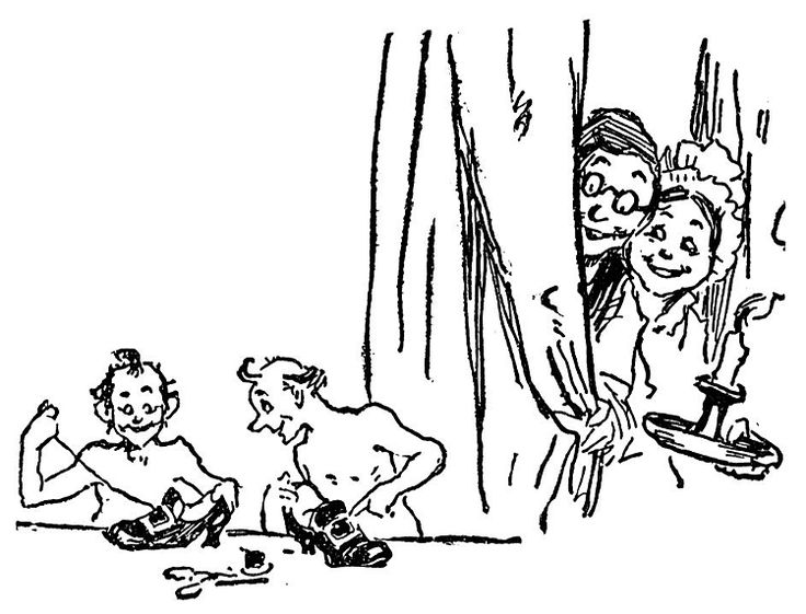 Image result for the elves and the shoemaker story