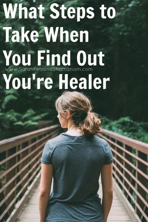 A video series outlining what to do when you find out you're psychic or a healer ~