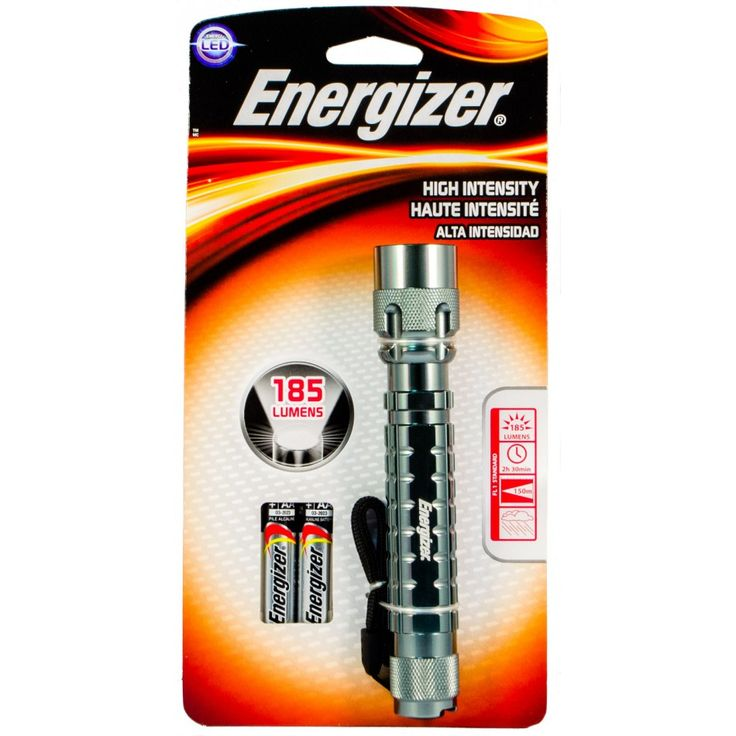 Energizer High Intensity LED Flashlight