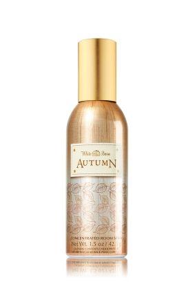 Autumn 1.5 oz. Room Perfume - Slatkin & Co. - Bath & Body Works