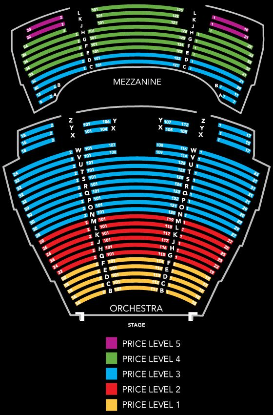 Encore Theater Diana Ross Seating Chart | wynn hotel in ...