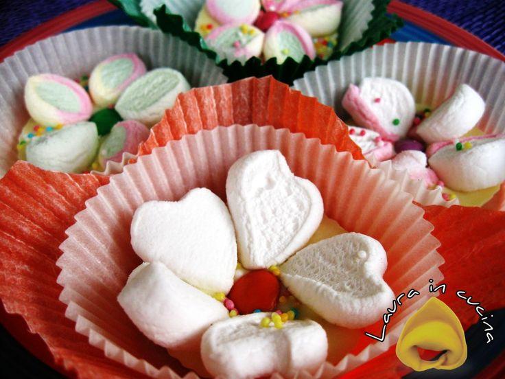 Cioccolatini con marshmallow ,ricetta facile