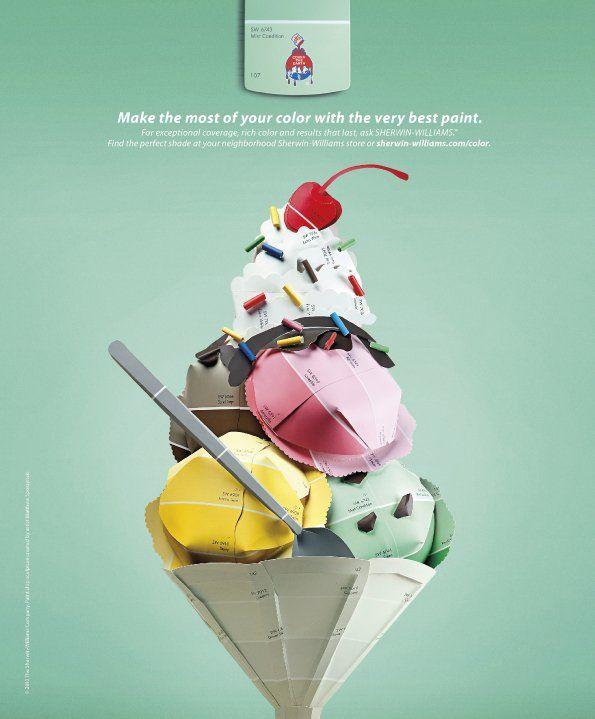 ice cream palette