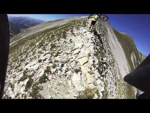 Monte Vettore 19 08 2012 - YouTube