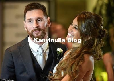 Lionel Messi Expecting Third Child With Newly Wedded Wife