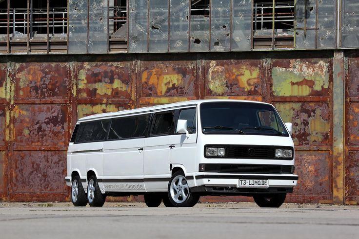 VW Bus T3 als Stretch Limousine | Käferblog