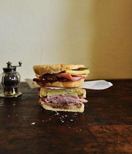 Jose Garces' Cuban Sandwich by ¡Hola! Jalapeño