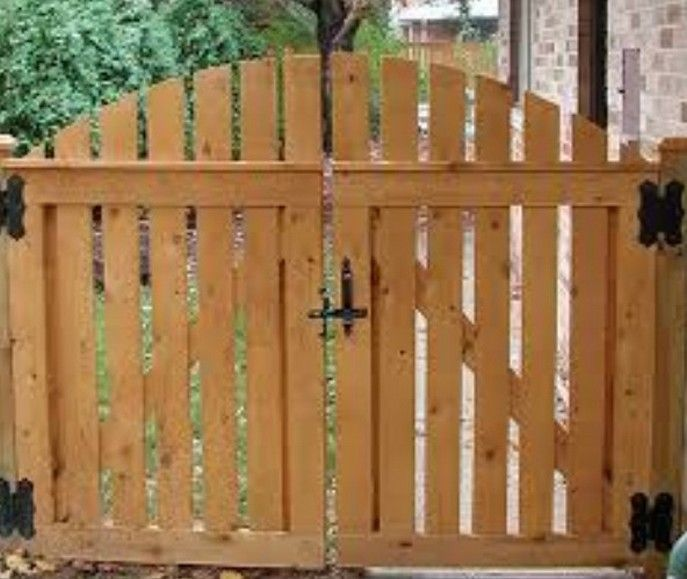 Best Wood Fence Gate Latch Design Inspiration