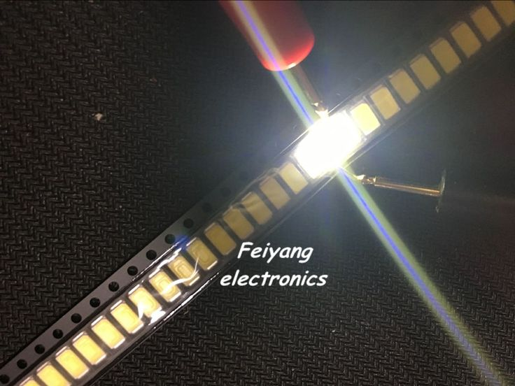 100 pcs 5630/5730-CW/WW 0.5W-50-55lm 150Ma 6500 K Cahaya Putih SMD 5730 5630 LED 5730 dioda (3.2 ~ 3.4 V)