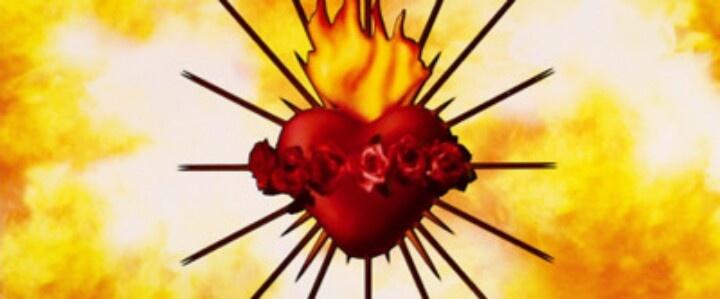 Rome + juliet sacred heart
