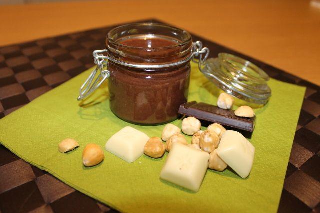 Crema Spalmabile alle Nocciole (tipo Nutella®)