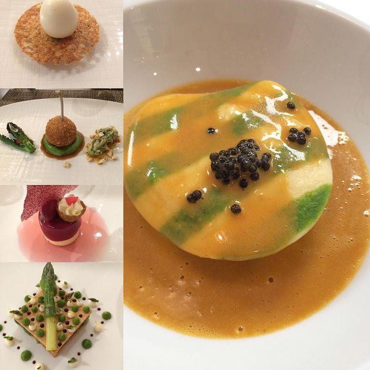 A truly wonderful delicious anniversary meal @castle_terrace_restaurant Thank you @dominicjackct #edinburgh
