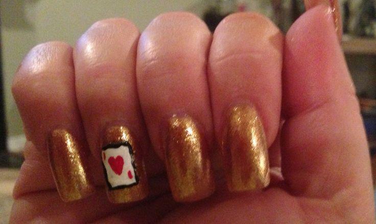 Vegas nails!   Vegas nails, Nail art, Nails