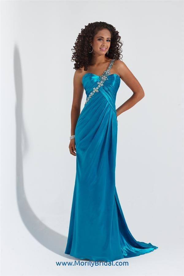 flirt p2534 one shoulder dress by maggie sottero my. Black Bedroom Furniture Sets. Home Design Ideas