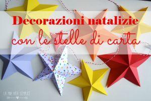 Oltre 25 fantastiche idee su stelle di carta su pinterest for Stelle di carta tridimensionali