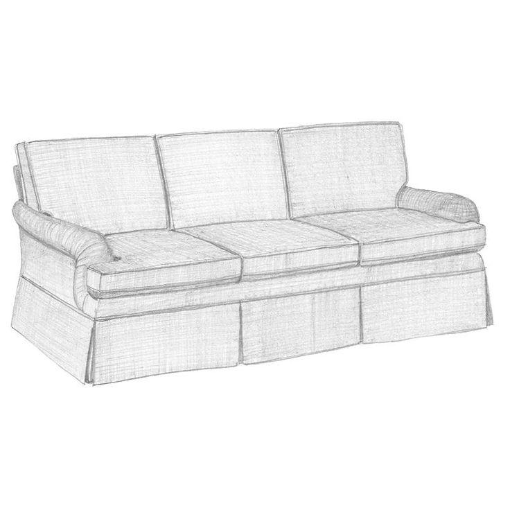 Shefield Sofa Box Back Pillow