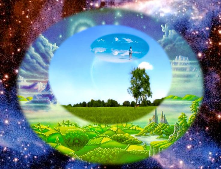 Arcturian Greeting ManyWorlds