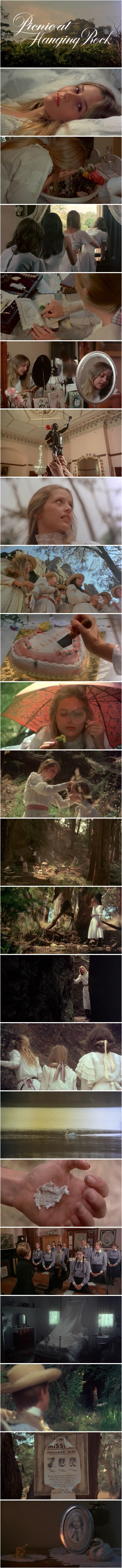 Peter Weir's Picnic At Hanging Rock (1975)