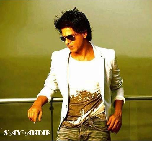 Srk in People Magzine Photography By Dabboo Ratnani