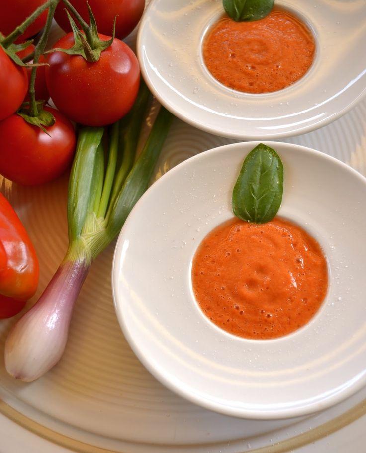 ricetta gazpacho andaluz