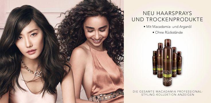 exotic hairoil, macadamia www.shampoo.ch