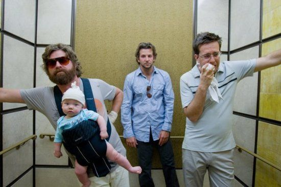 The Guys From #TheHangover