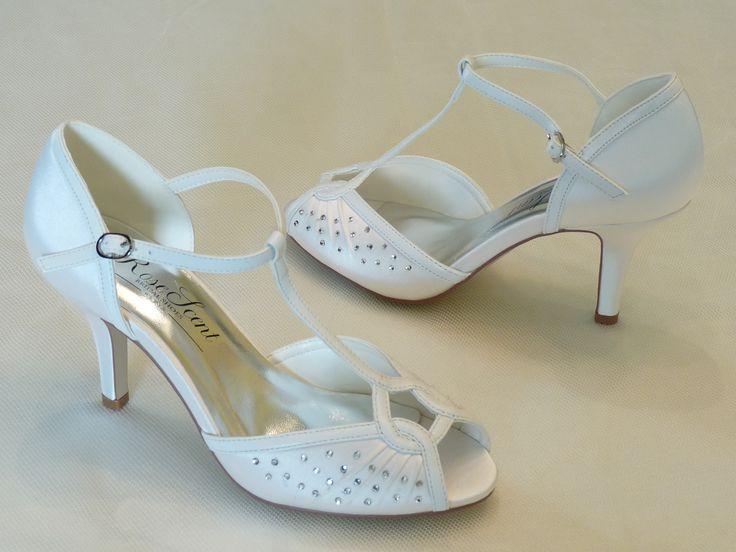 esküvői cipő, menyecske cipő