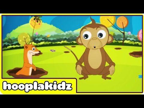 Pop Goes the Weasel | Nursery Rhymes | Children Songs by Hooplakidz - YouTube