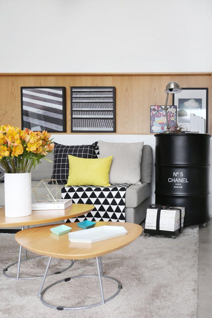 57 Mejores Im Genes De Decora O Tonel En Pinterest Tambor  # Luva Muebles Para Estetica