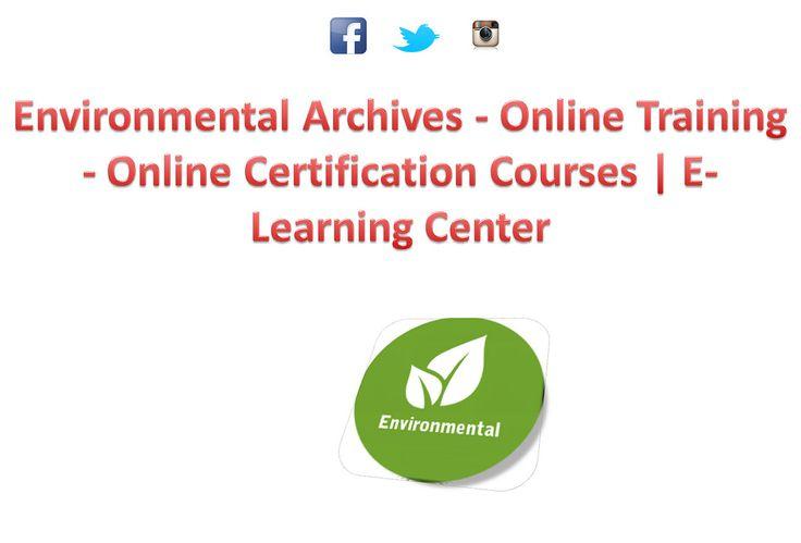 https://flic.kr/p/QFkJiB | Hazardous Waste Generator (RCRA) - Online Training - Online Certification Courses | Follow Us On :  www.facebook.com/elearningcenter1  Follow Us On :  twitter.com/ELearningCntr  Follow Us On :  instagram.com/elearningcenter  Follow Us On :  followus.com/elearningcenter