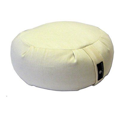 Hugger Mugger Zafu Yoga Meditation Cushion - Relax deeeeeep into your comfort zone with the Hugger Mugger Zafu Yoga Meditation Cushion. This traditional form meditation cushion is filled with res...