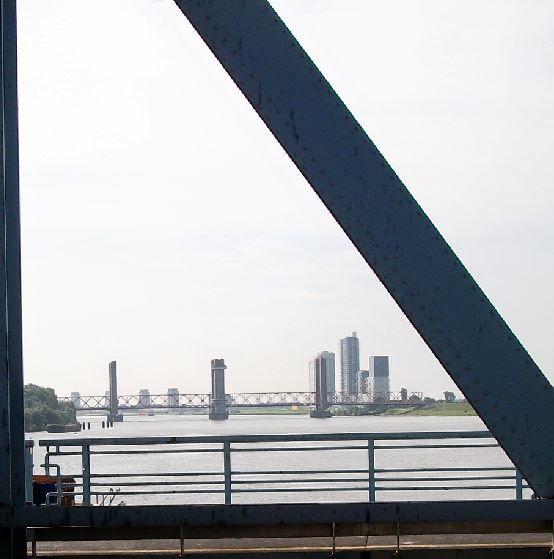 Rotterdam-Botlek - Spijkenisserbrug