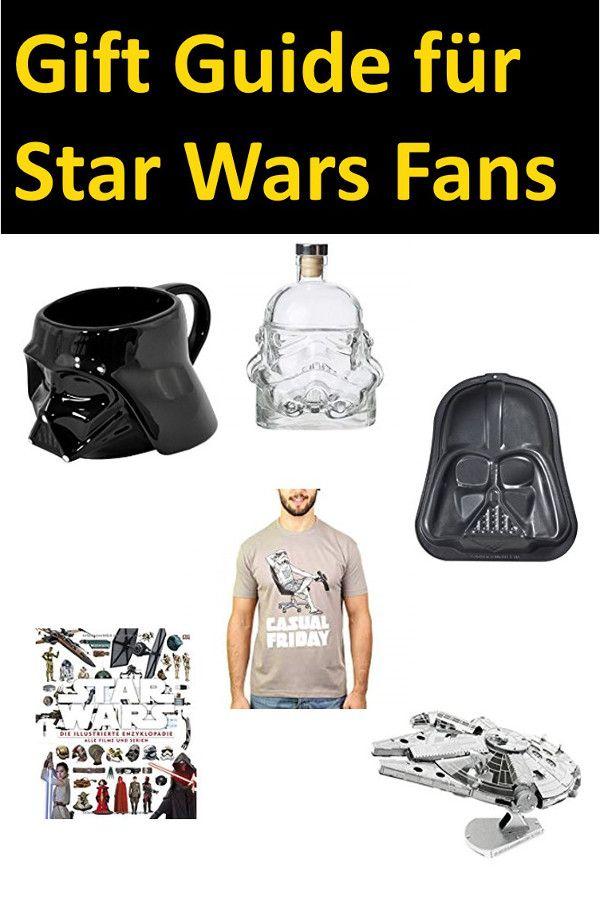 Gift Guide Fur Star Wars Enthusiasten 6 Geschenke Fur Echte Star Wars Fans Star Wars Geschenke Geschenke Star Wars Adventskalender