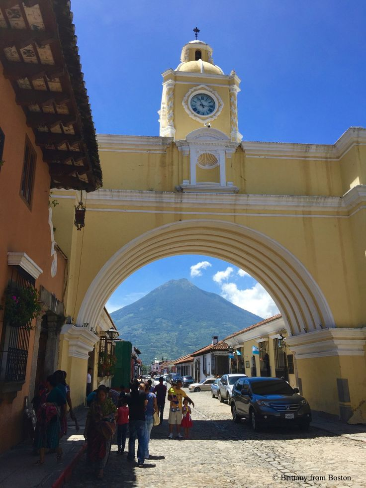 The 5 Best Places to Visit in Guatemala // Brittany from Boston