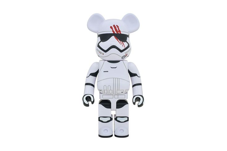 Medicom Toy Debuts 'Star Wars: The Force Awakens'-Referencing BE@RBRICK