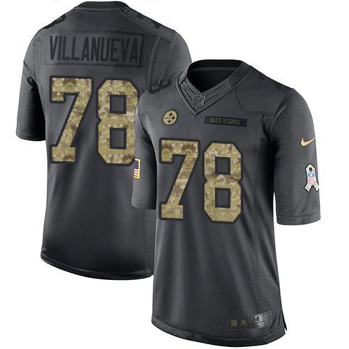 7f948e0a29f ... Alejandro Villanueva Midnight Green Team Color Home Jersey ... Womens  Nike Philadelphia Eagles 79 Brandon Brooks Elite White NFL Jersey ... Nike  ...