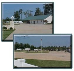 Shady Pines RV Park In Texarkana Texas