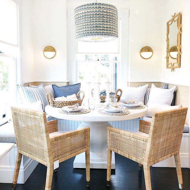 Terrace Round Dining Table Dining Nook Dining Room Design