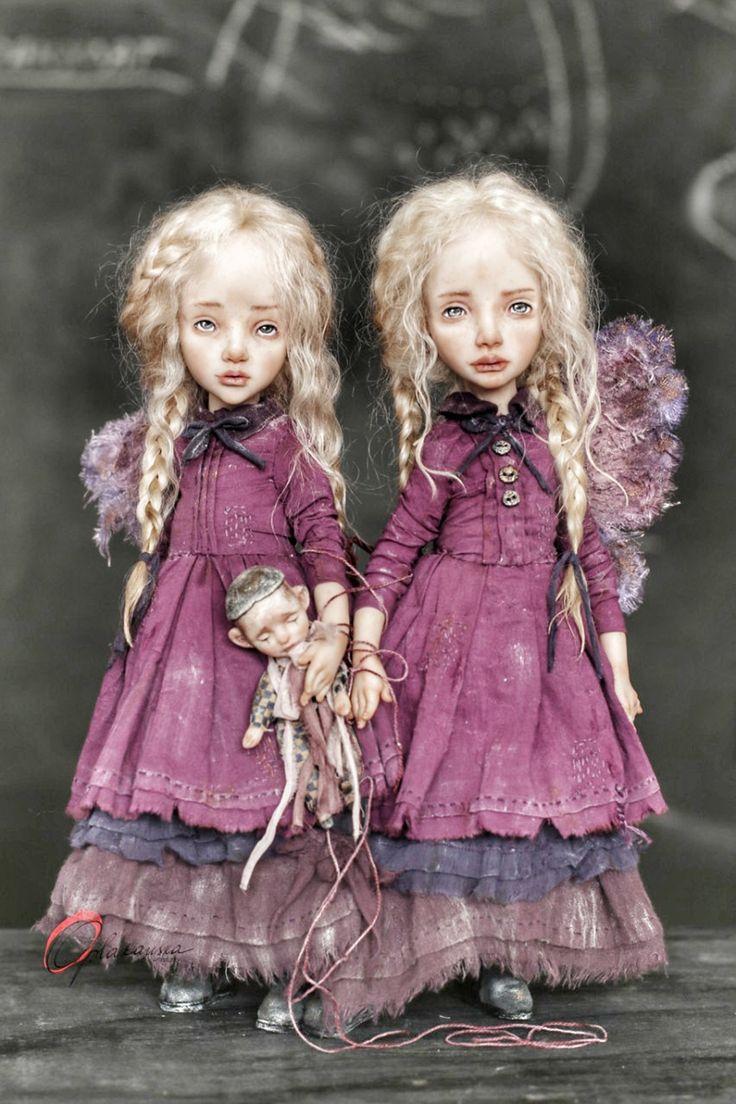 Dolls Are Mysterious And Unknown World. Art By Helena Oplakanska. | Bored Panda