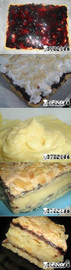 Торт пані валевська рецепт з фото