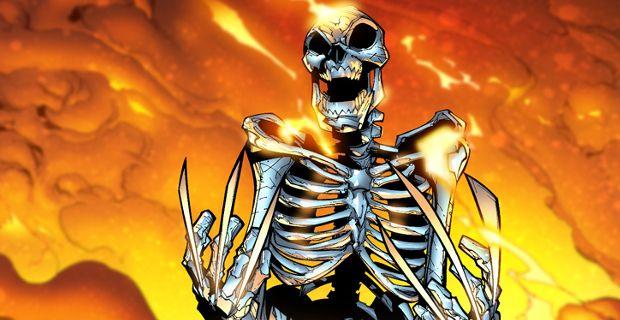 Bone claw wolverine
