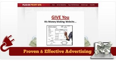Most people who start a business online would NEVER be able to start making money after just 2 days, but you can!  I have setup a complete website that's PROVEN to be a cash machine. Turn it on and you will start earning checks.  In fact, let me share a secret with you..