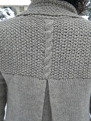 Ravelry: London Bridges Cardigan pattern by Nancy Eiseman