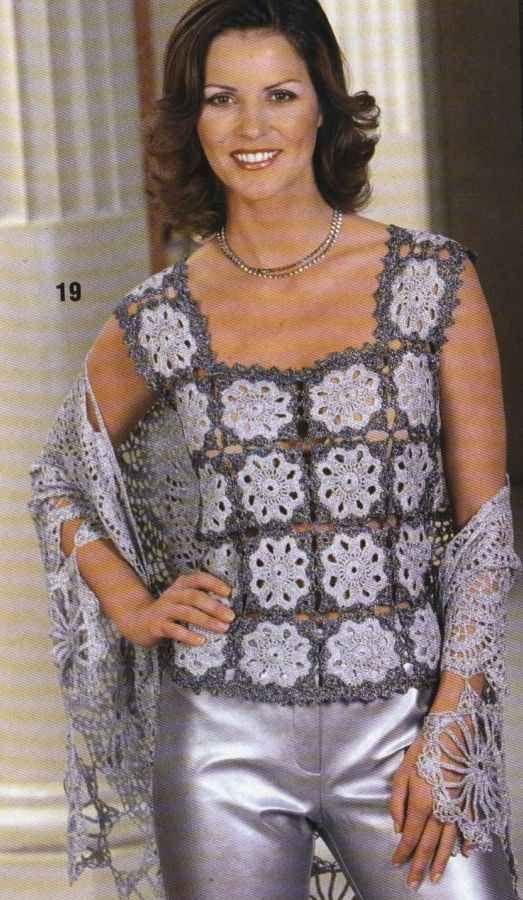 Tejidos - Knitted - http://www.mirvyazaniya.ru/img/motivi/2.jpg