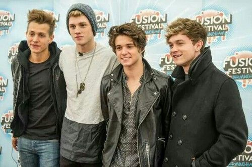 The vamps ♡♡♡♡♡
