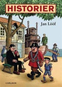 Jan Lööf. Morfar er sørøver