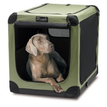 Portable Soft Dog Crate (for vacation)