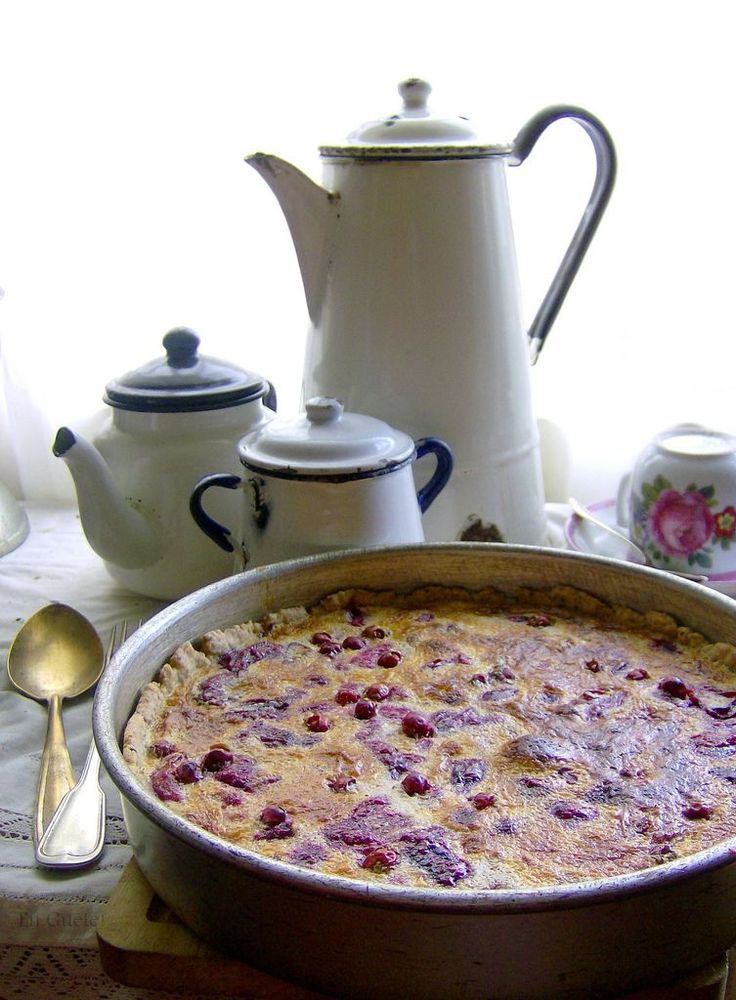En Guete!!!: Kuchen suizo en el sur de Chile