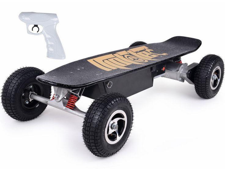 MotoTec 800w Electric Wireless Handheld Remote Control Skateboard Power Board #MotoTec
