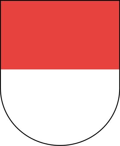 Wappen Solothurn matt.svg > Coat of arms of the canton of Solothurn (Switzerland)